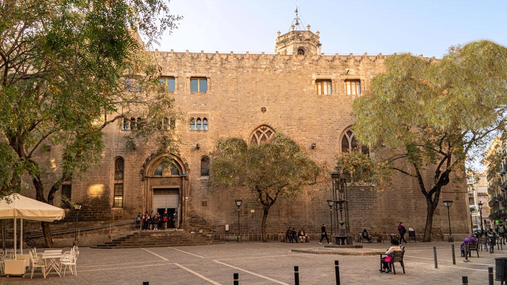 Plaza de Sant Pereee